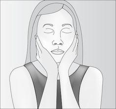 Palmele pe față (mandibulă)